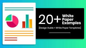 White Paper Templates 20 Page Turning White Paper Examples Design Guide White