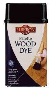 Liberon Palette Wood Dye 500ml Liberon Range At John Penny