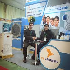 Những ưu điểm vượt trội của máy giặt công nghiệp Danube