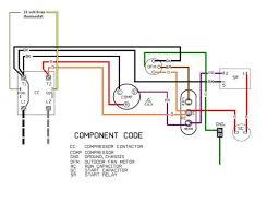replacing a ge 3 wire condenser fan a 4 wire universal rheemdiagram jpg views 22852 size 29 0 kb