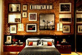 furniture fascinating brick wall decoration ideas exposed home design and interior decorating fence garden red inspiring