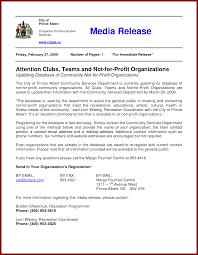 13 Cover Letter For Non Profit Organization Sendletters Info
