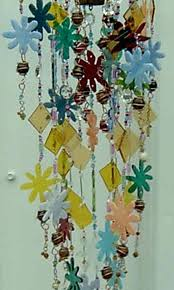 stained glass wind chime splendid vintage glass wind chimes collectors weekly to stained glass wind stained glass wind chime