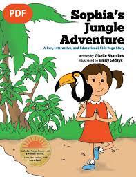 sophia s jungle adventure pdf