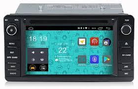 <b>Штатная магнитола Parafar 4G/LTE</b> для Toyota (универсальная) с ...