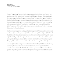 Master of fine of arts. Our History Essay Example Can Help You Get Things Right