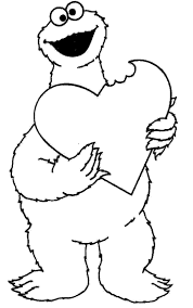 Small Picture 67 best Sesame Street Coloring Pages images on Pinterest Sesame