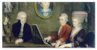 Доклад про Моцарта Сообщение про Моцарта