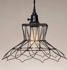Wire Pendant Light Wire Pendant Lamp