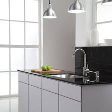 Stainless Steel Kitchen Kitchen Faucet Kraususacom