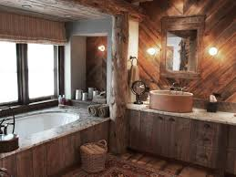 Rustic Bathrooms All You Want To Know About Rustic Bathroom Decor Believe Me Or