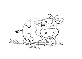 Farm Animal Coloring Sheets 488websitedesigncom