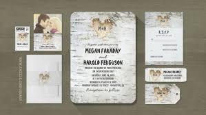 wedding invitations with hearts rustic wedding wedding invitations by jinaiji