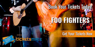 Foo Fighters Milwaukee Seating Chart Foo Fighters Tickets Foo Fighters 2019 Tour Dates