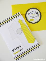 Get the printable at that's what che said. Free Printable Happy Father S Day 3d Card Party Ideas Party Printables Blog