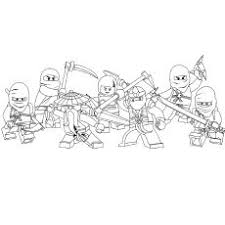 Small Picture Free printable lego ninjago coloring pages PDF File This series