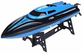FMT <b>Rc Boat</b> 25KM/H Tempo H100 <b>2.4G</b> 4CH Electric Racing ...