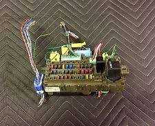 honda civic fuse box 96 00 honda civic under dash fuse block relay panel oem clean fuse box