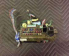 honda civic fuse box 96 00 honda civic under dash fuse block relay panel oem clean fuse box