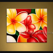 stunning wall decorating ideas artist oil painting stretched ready to hang egg flower this 1