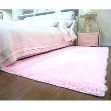 soft pink gy rug area