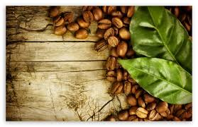 coffee beans desktop background.  Background Download Coffee Beans And Leaves HD Wallpaper Throughout Desktop Background