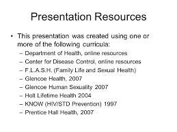 Sexual Health Unit Introduction - ppt download