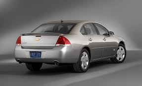 2008 Chevrolet Impala - Information and photos - ZombieDrive