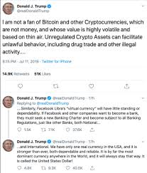 How far can bitcoin go in 2019. A Roadmap For President Trump S Crypto Crackdown