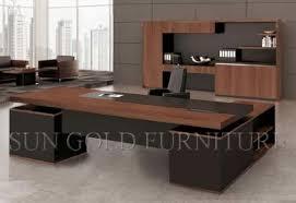office furniture modern design.  Furniture Modern Design Luxury Office Desk Boss Table Wooden Furniture Throughout