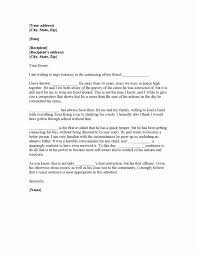 Notarized Witness Statement Sample Beautiful Witness Letter Format ...