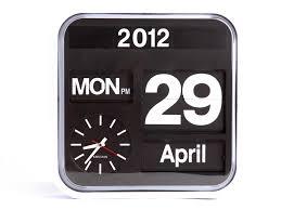 full image for winsome flip wall clock 119 giant wall flip clock uk karl big flip