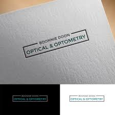 Perma Design Upmarket Serious Optician Logo Design For Bonnie Doon