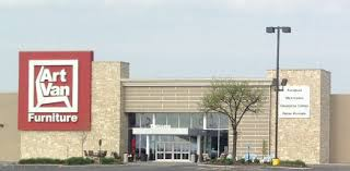 Art Van Furniture and Mattress Store in Orland Park Chicago IL area