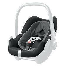 head huggers for car seats maxi pebble plus replacement seat cover black raven hugger argos