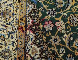 even particularly colorfast dyes on a silk or wool rug can bleed in the rug has been exposed to pet urine for long
