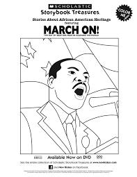 Free Printable Coloring Pictures Of Martin Luther King Jr L