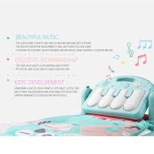 Baby Play Mat Light Up Amazon Com Godyluck Musical Activity Play Mat Kick And Play
