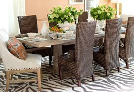 dining room mix match