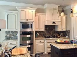 how to paint your kitchen cabinets without sanding awesome cream cabinets with glaze multiple heights upper
