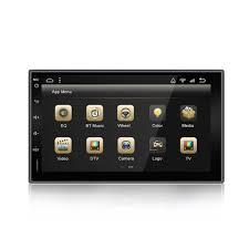 YUEHOO 7 Inch <b>2 DIN</b> for <b>Android 9.0</b> Car Stereo Radio 8 Core 4+ ...