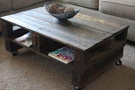 wood pallet furniture diy. pallet coffee table diy wood furniture