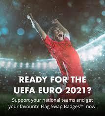 UEFA EURO 2020 FLAGS – NEXT GENERATION HEADWEAR®