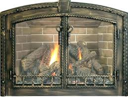 fireplace glass doors with blower fireplace doors with blower for wood burning wood burning fireplace glass