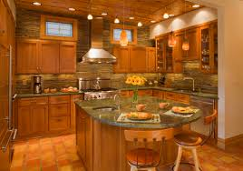 awesome ceiling kitchen lighting over walnut wooden kitchen islands ideas and stools as well as walnut awesome modern kitchen lighting ideas