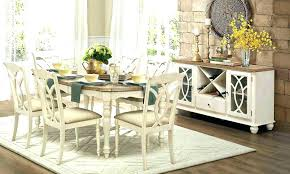 white dining room table and chairs distressed white dining table off white dining room furniture distressed dining table vintage dining table set white