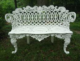 white iron garden furniture. victorian wicker patio furniture find this pin and more on garden vintage wrought iron white t