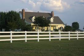 rail fence styles. 3 Rail White Fence Styles D