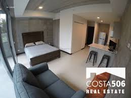 For rent in Costa Rica / Mata Redonda | Furnished Studio Apartment in Q-BO  # A703