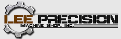 machine shop logo. since 1977, lee precision machine shop, inc. has provided top quality machining services and parts design. we are strategically located between shop logo s